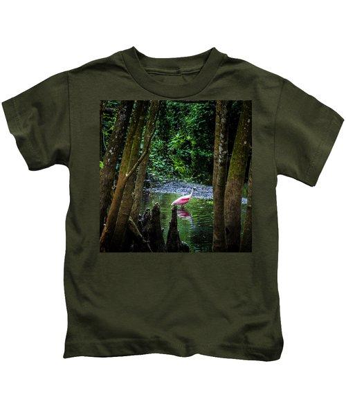 Spooning Kids T-Shirt
