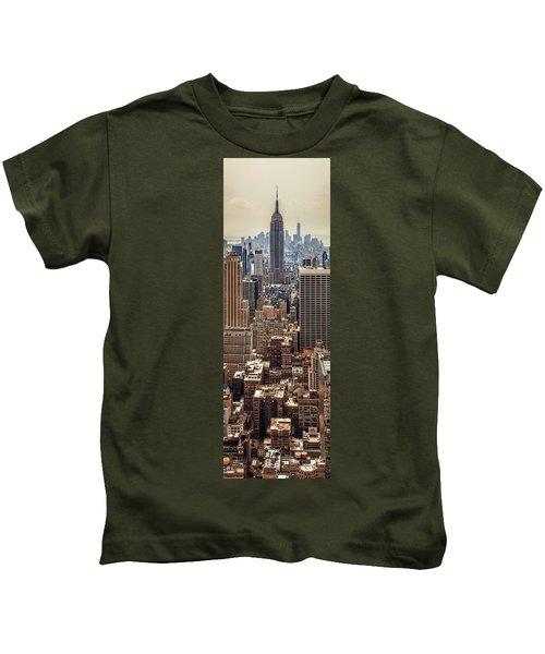 Sprawling Urban Jungle Kids T-Shirt