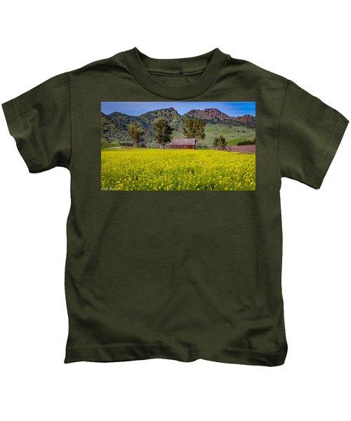 Spring Barn Kids T-Shirt