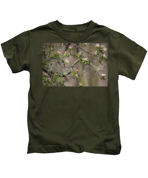Spring Blossoms 2 Kids T-Shirt