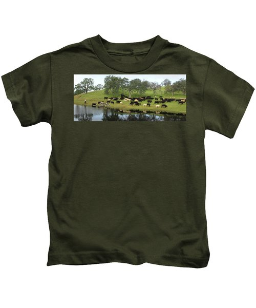 Spring Gather Kids T-Shirt