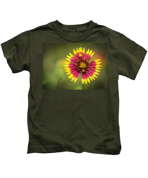Spring Indian Blanket Kids T-Shirt
