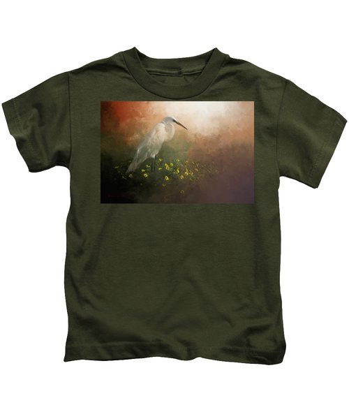 Spring Is Here Kids T-Shirt