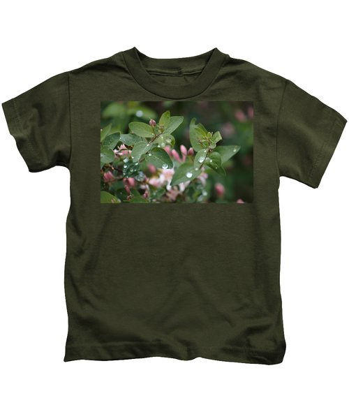 Spring Showers 5 Kids T-Shirt