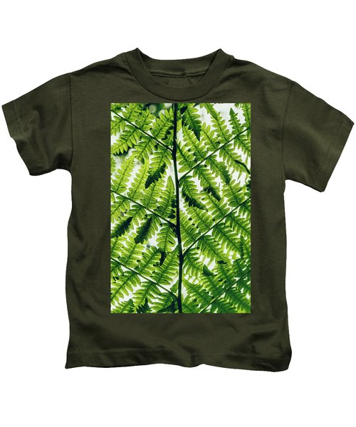 Spring Symmetry Kids T-Shirt