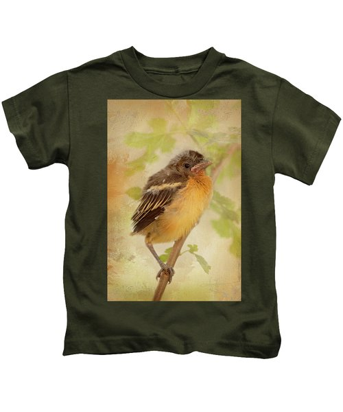 Spring's Sweet Song Kids T-Shirt