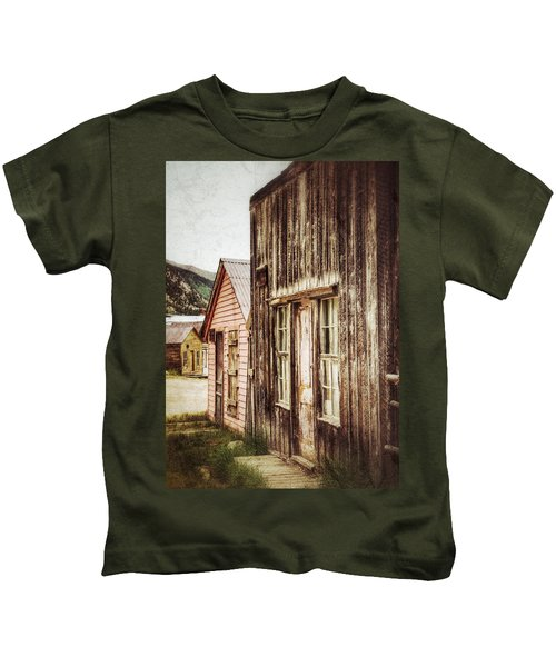 St. Elmo Ghost Town 1 Kids T-Shirt