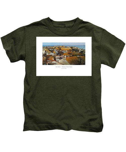 St Ives - From The Tate Kids T-Shirt