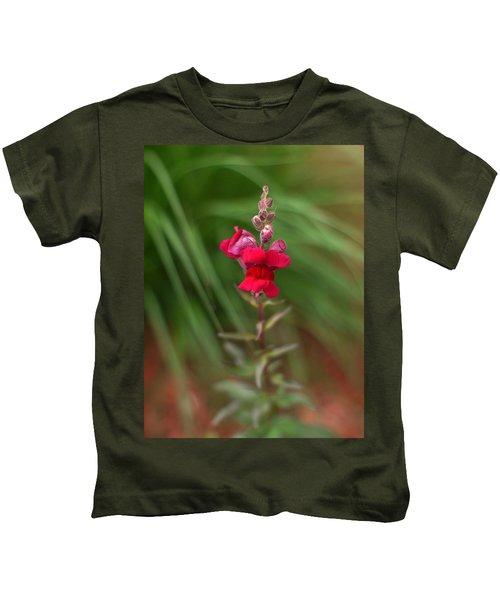 St. Johns Park Flower 872 Kids T-Shirt
