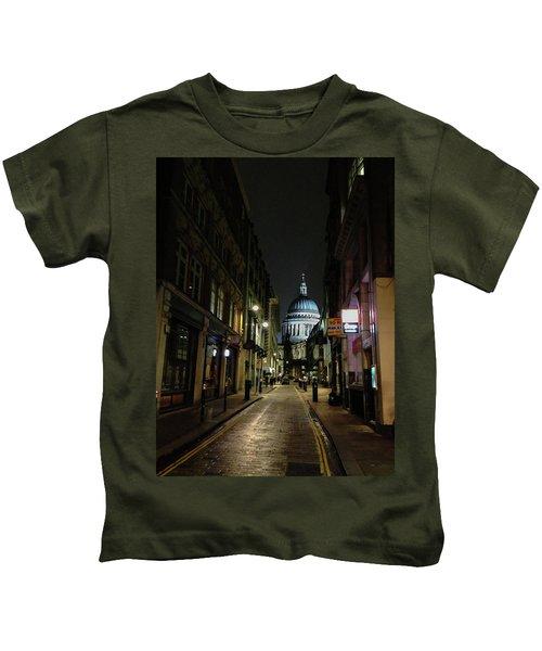St. Pauls By Night Kids T-Shirt
