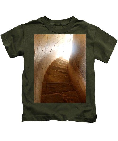 Stairway From Heaven Kids T-Shirt