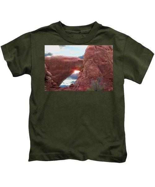 Star Arch Kids T-Shirt