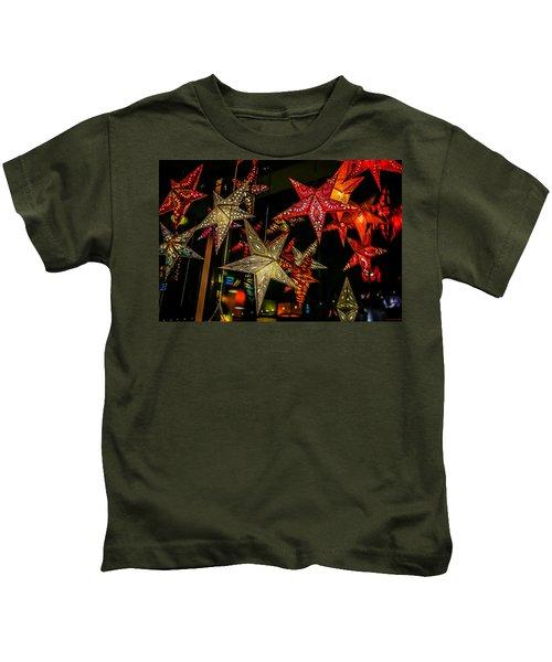 Star Lights Kids T-Shirt
