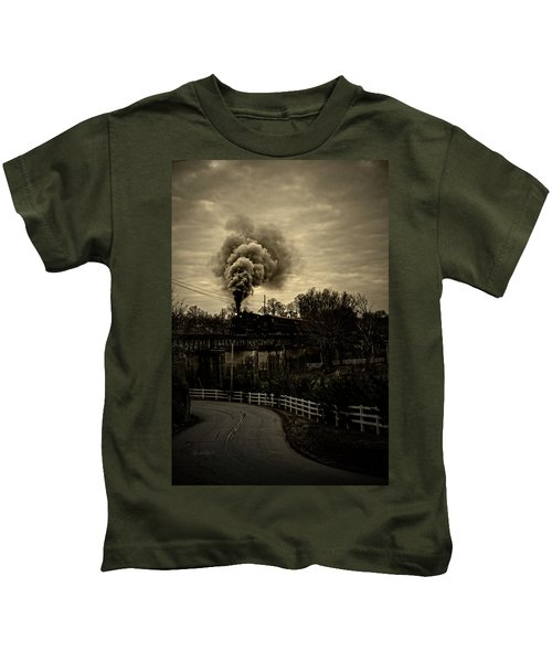 Steam Kids T-Shirt