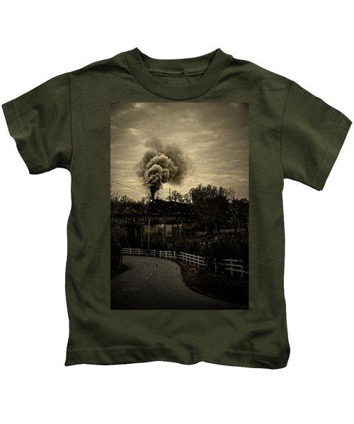 Steam Kids T-Shirt