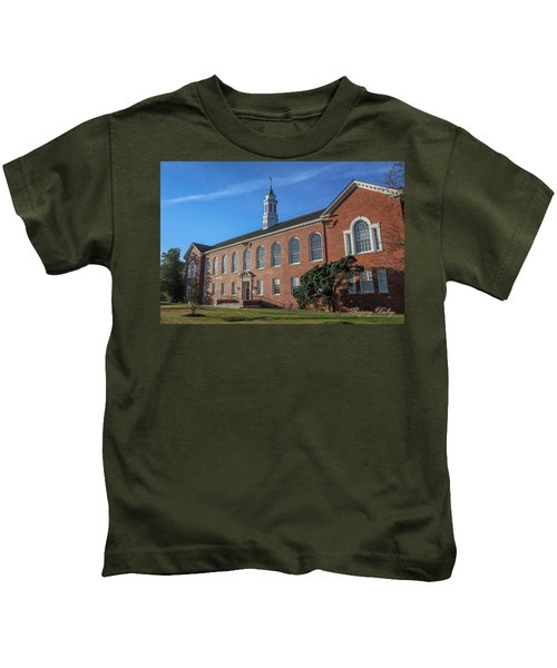 Stephens Hall Kids T-Shirt