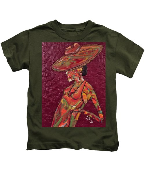 Stepping Out Kids T-Shirt