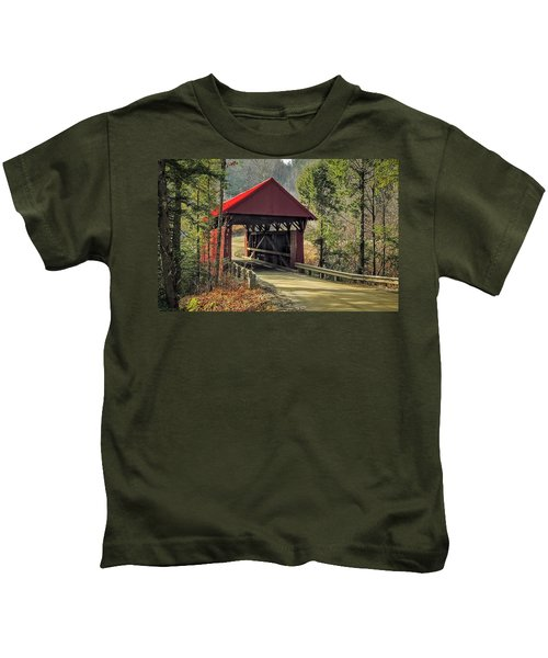 Sterling Covered Bridge Kids T-Shirt