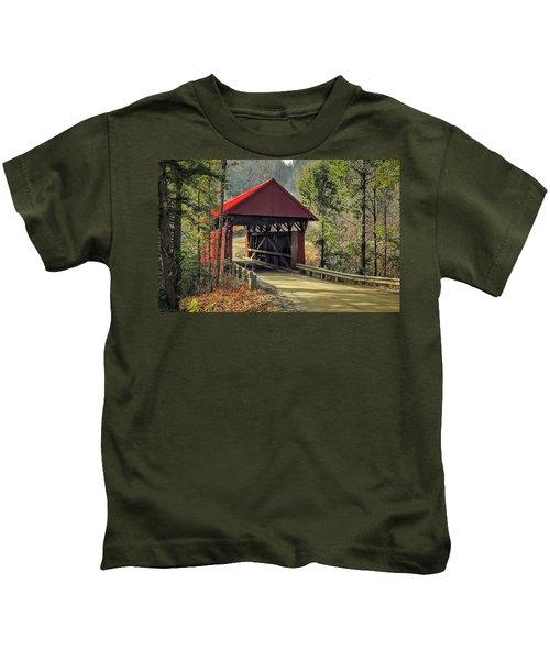 Sterling Covered Bridge Kids T-Shirt