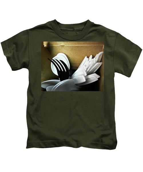 Stickin Out Kids T-Shirt