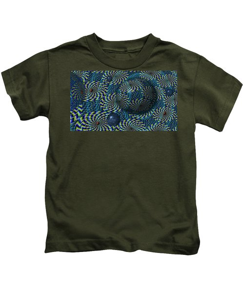 Still Motion Kids T-Shirt
