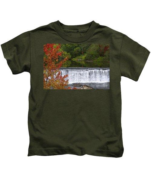 Stillness Of Beauty Kids T-Shirt