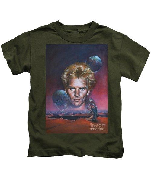 Sting In Dune Kids T-Shirt
