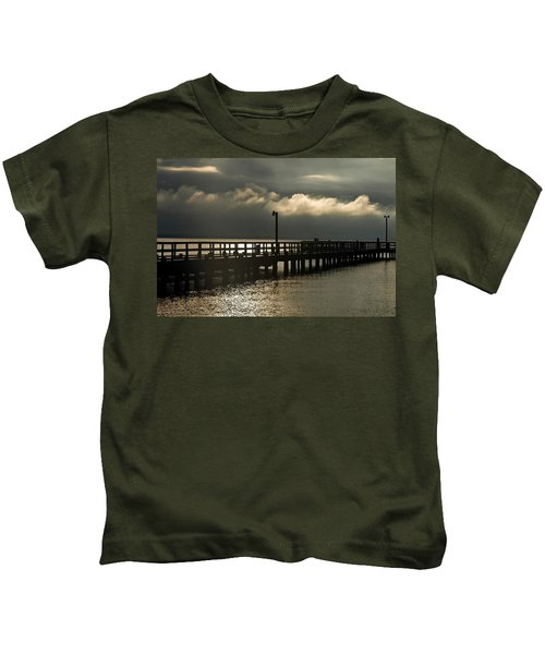 Storms Brewin' Kids T-Shirt