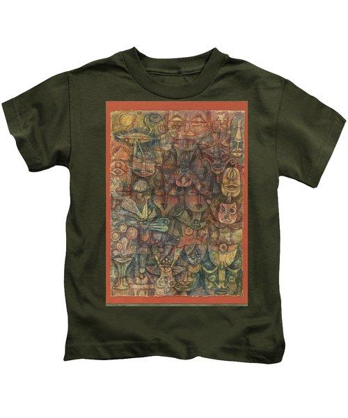 Strange Garden Kids T-Shirt