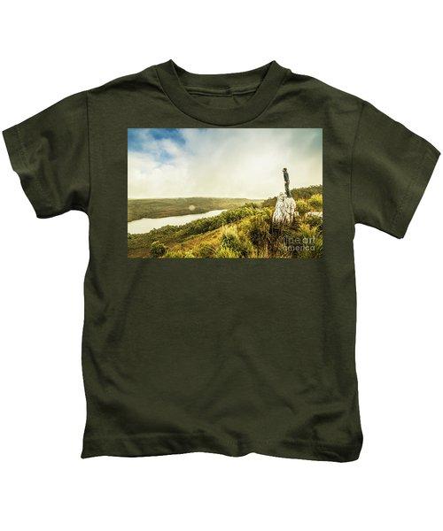 Strathgordon Tasmania Adventurer Kids T-Shirt