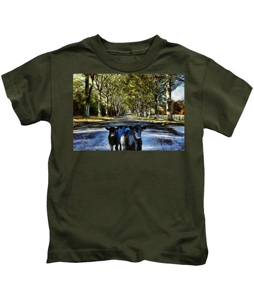 Street Cows Kids T-Shirt