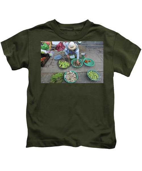 Street Merchant Fresh Daily  Kids T-Shirt