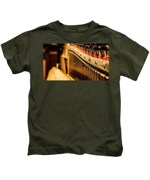 Strings Kids T-Shirt