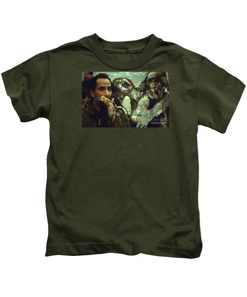 War On Three Kids T-Shirt
