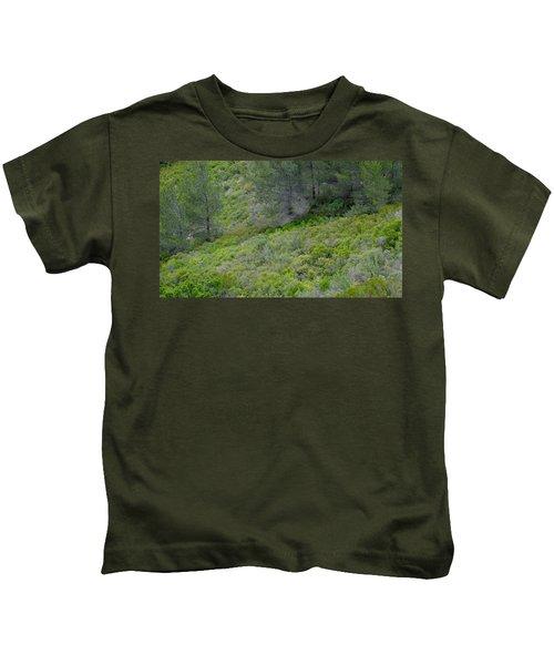 Subtle Spring Kids T-Shirt