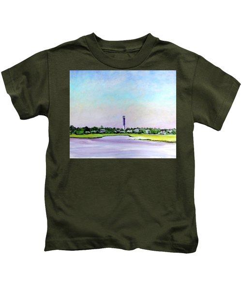 Sullivans Island Lighthouse Kids T-Shirt