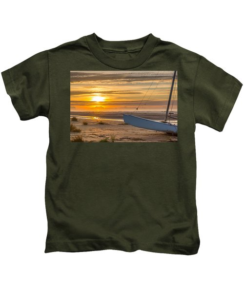 Sullivan's Island Sunrise Kids T-Shirt