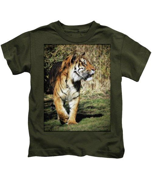 Sumatran Tiger  Kids T-Shirt