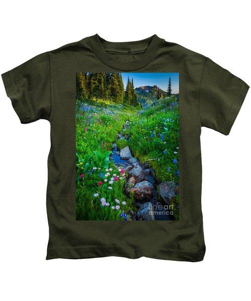 Summer Creek Kids T-Shirt