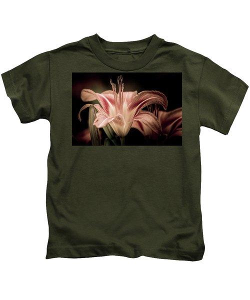 Summer Lily Kids T-Shirt