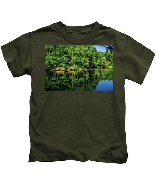 Summer Reflections Kids T-Shirt