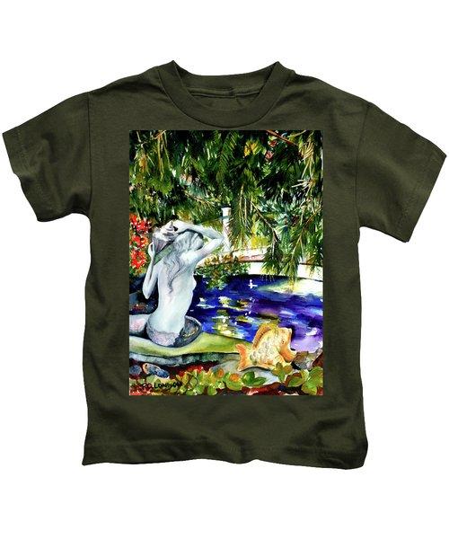 Summer Splendor Kids T-Shirt
