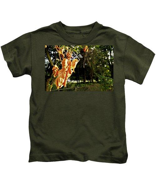 Summer's Toll Kids T-Shirt