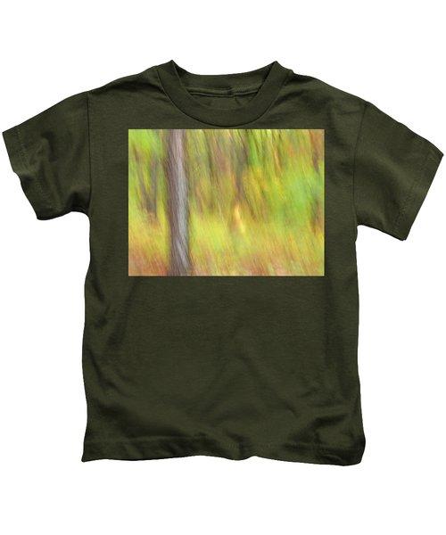 Sun Kissed Tree Kids T-Shirt