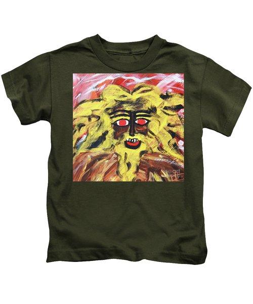 Sun Of Man Kids T-Shirt