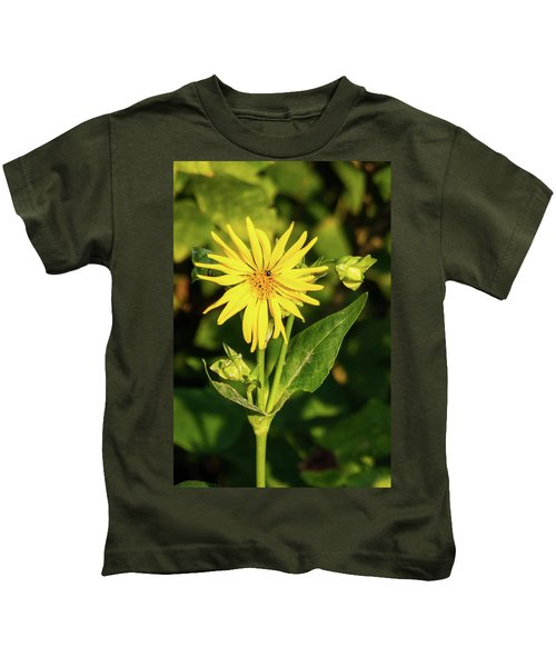 Sunbathing Kids T-Shirt