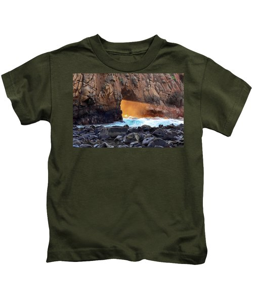 Sunlight Through  Kids T-Shirt
