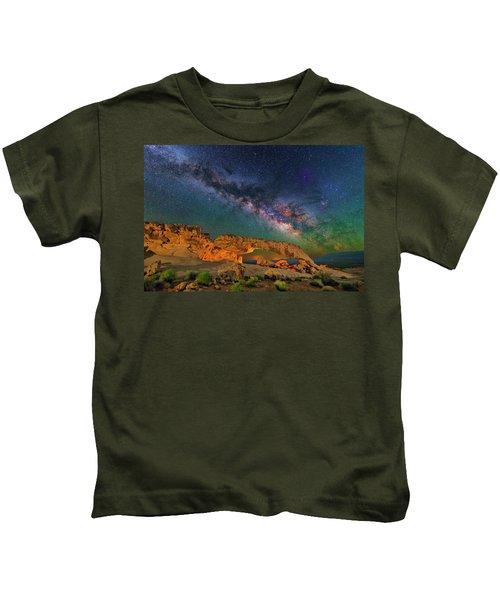 Sunset Arch Kids T-Shirt