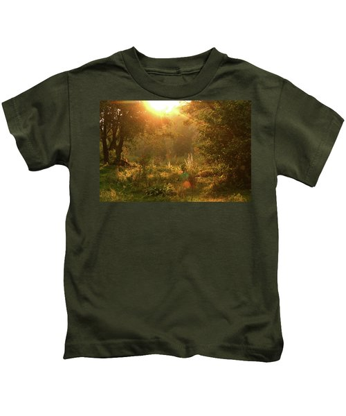 Sunshine In The Meadow Kids T-Shirt