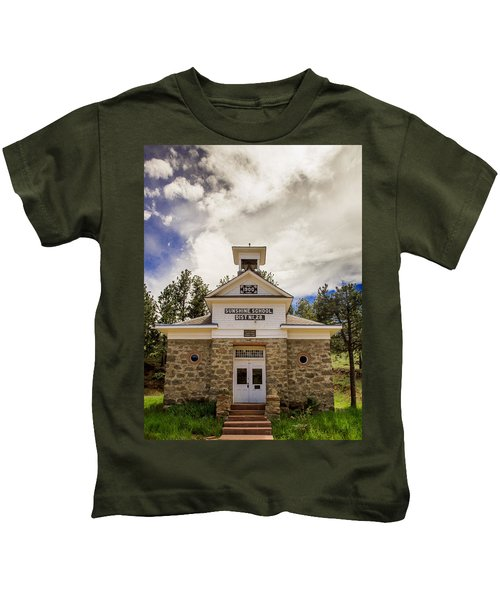 Sunshine School Portrait Kids T-Shirt